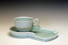 "Donnelly, Paul - ""cup with tray back"" - SOLD"
