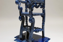 "Functional - Groves, Matthew - ""Blue Throne_Full View"""