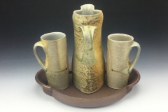 "Functional - Tingey, James - ""Pitcher, Pints and Tray, alternate view"""