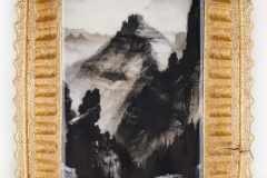"Sculptural - Hauser, Evan - ""Preservation & Use (The Grand Canyon: Head of the Old Hance Trail, Thomas Moran) (Full View)"""