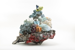 "Sculptural - Skelly Bailey, Lauren Eve - ""Stacked Coral"""