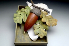 "Sculptural - Tarantino, Claudia - ""Acorn"" (full view)"